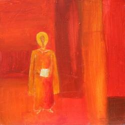 Der Heilige mit dem Buch