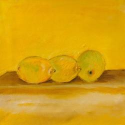 Drei Zitronen