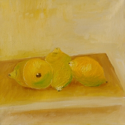 Vier Zitronen